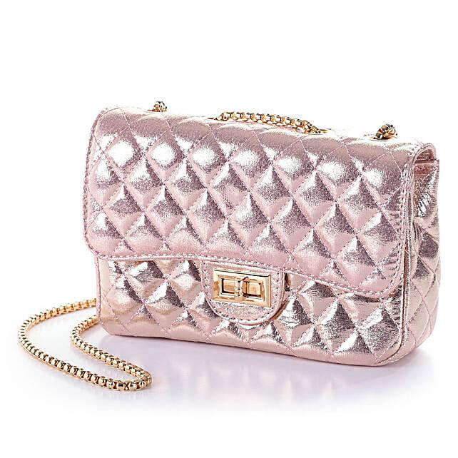 Trendy Pink Handbag