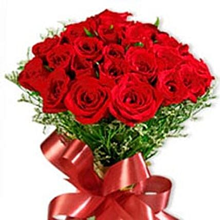 Two Dozen Red Roses-Gre:Gifts to Greece