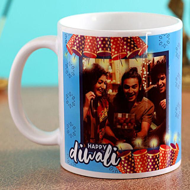 best personalised mug for diwali online