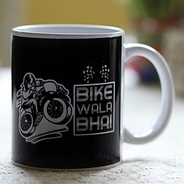 Online Quotes Mug:Send Bhai Dooj Gifts to Indonesia