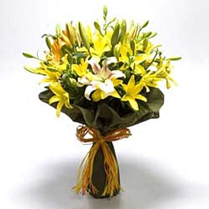 Bunch of Lilies-INDO:Order Lilies in Indonesia