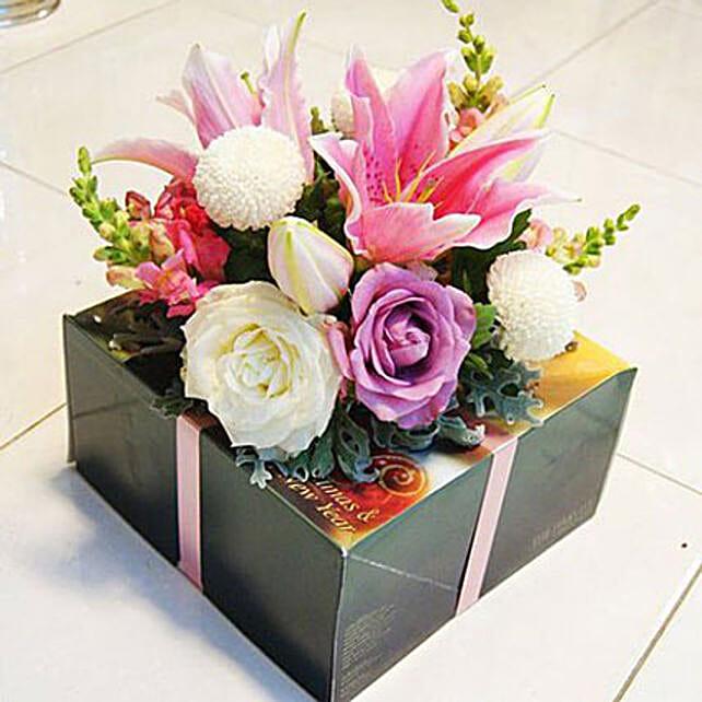 Cake Flower Topper