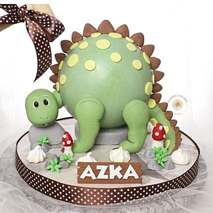 Dinosaur Theme Pinata Sweet Treats Half Kg:Cake Delivery in Indonesia
