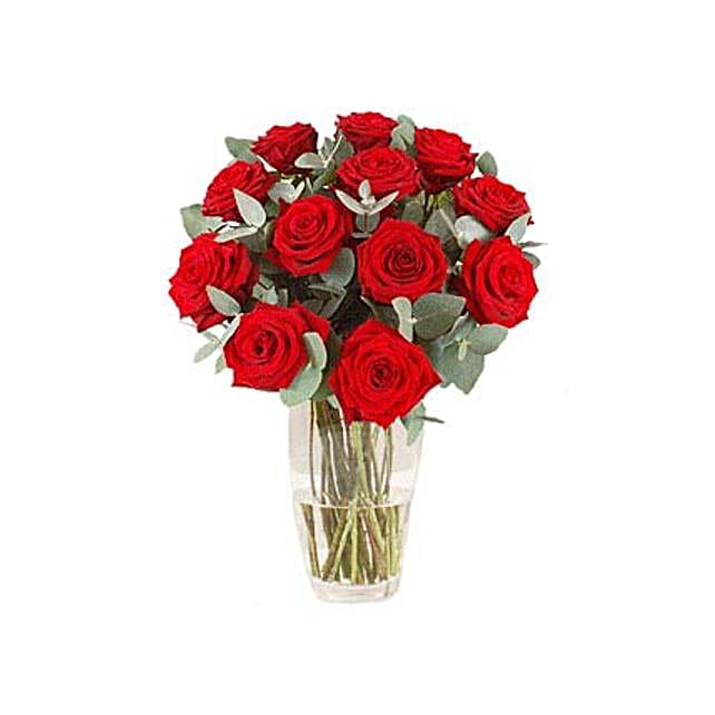 Ravishing Roses:Send Valentines Day Roses to Indonesia