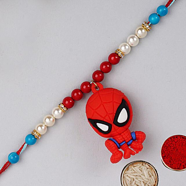 Trendy Spiderman Kids Rakhi