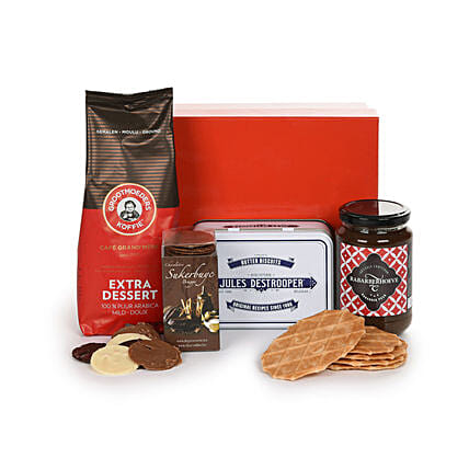 Belgian Coffee Break Hamper