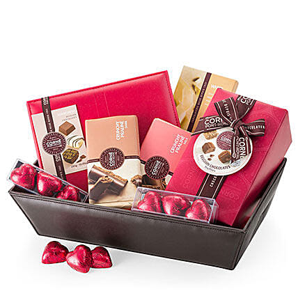 Exotic Corne Port Royal Chocolate Giftbox
