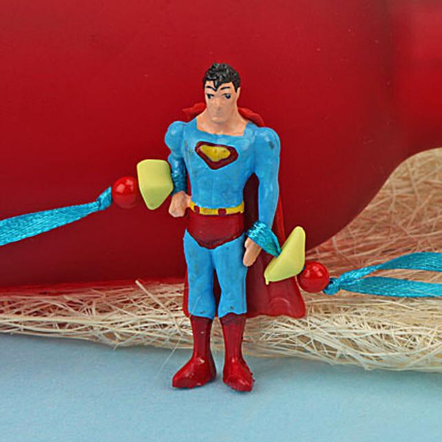 Superman Kids Rakhi KUW