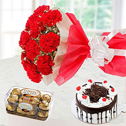 Sweet Romantic Gift Combo