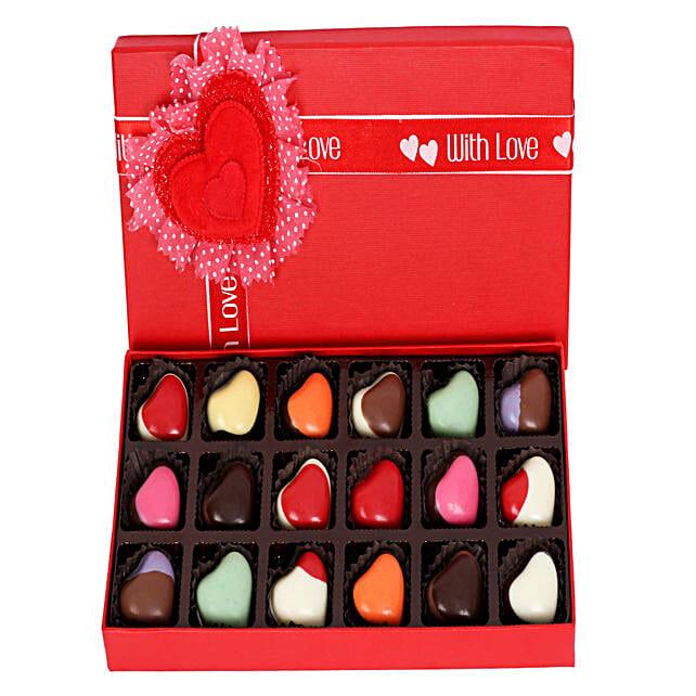 Heart Chocolates Online