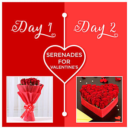 2 Days Rosey Love Affair:Serenades