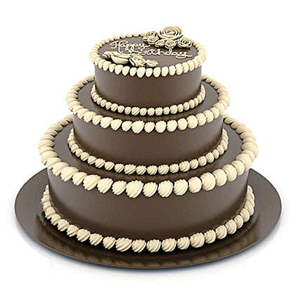Multi Tier Cakes Online For Occasions