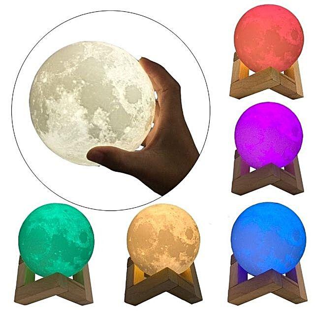 Online Moon Lamp for Bedroom