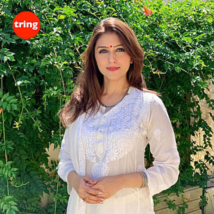 Aarti Chabria Personalised Recorded Video Message