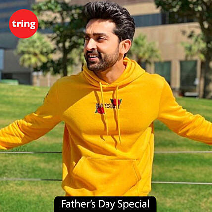 celebrity video greeting for dad