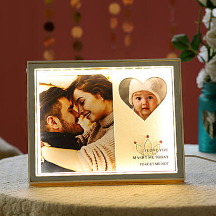 Adorable Family Photo Frame