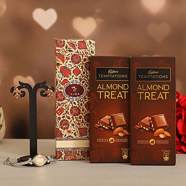 Almond Treat Love Valentine Gift Set