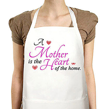 Amazing Mom-Special white apron:Buy Apron