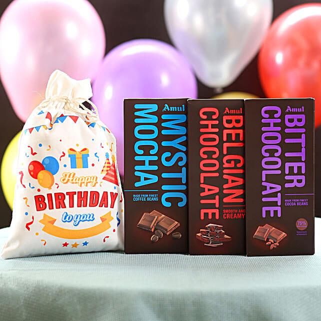 Online Birthday Chocolates