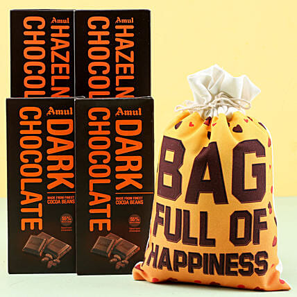 Online Amul Chocolates Happiness