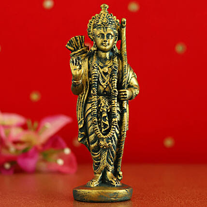 Antique Shri Ramchandra Idol