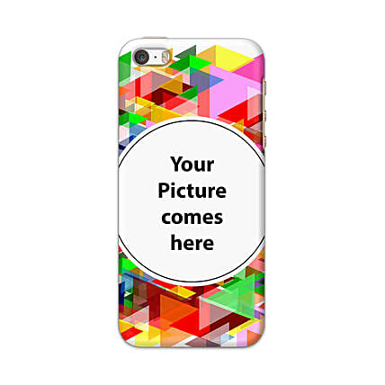 Apple iPhone 5, 5S & SE  Personalised Phone Cover