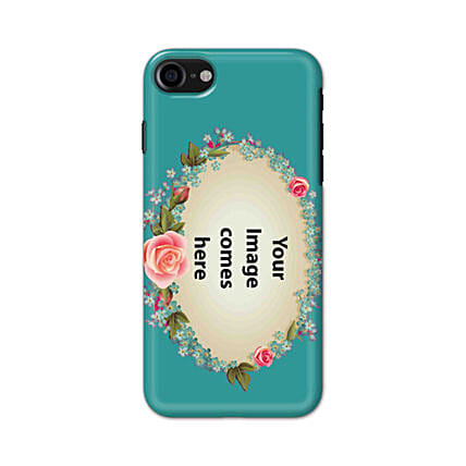 Apple iPhone 8  Blue Mobile Cover Online