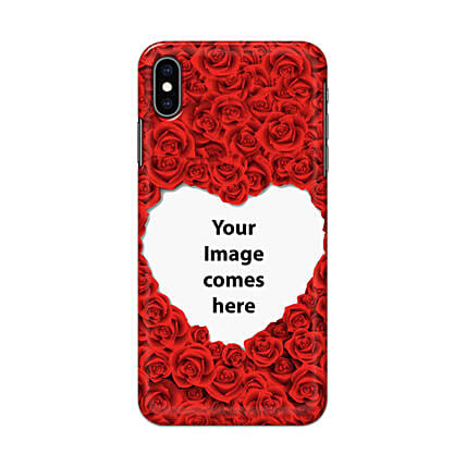 Apple iPhone XS Max Floral Phone Cover Online