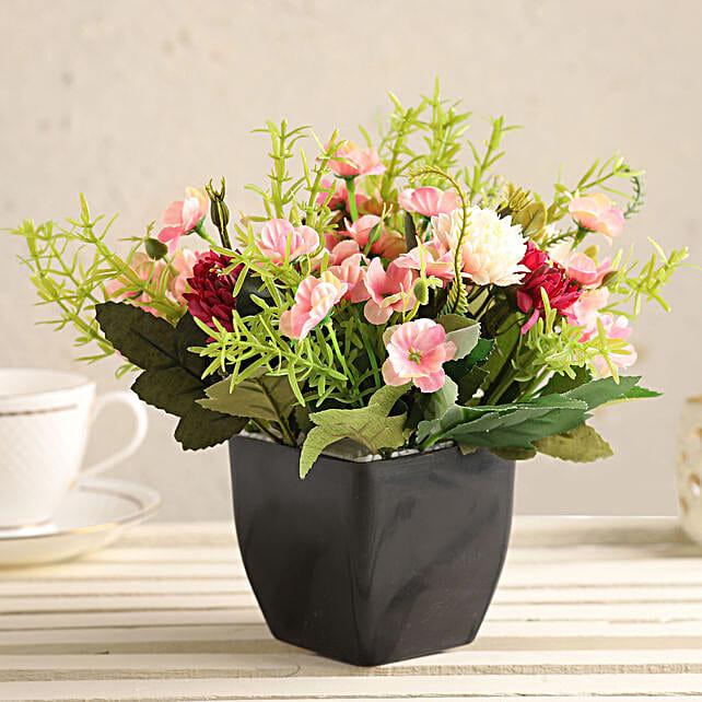 Artificial Flowers Arrangement