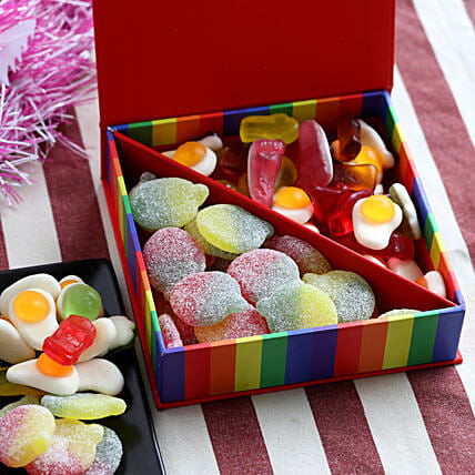 Assorted Candy Box- 200 gms