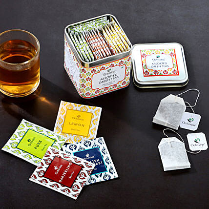 Multiple Green Tea Packs Hamper Online
