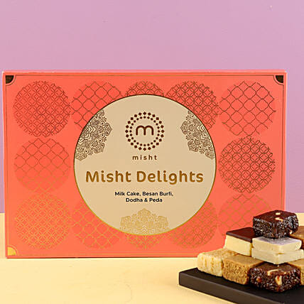 Assorted Sweet Box- 430 gms