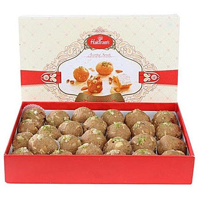 Atta Ladoo-1 kilograms Pack Atta Ladoo:Teej Gifts