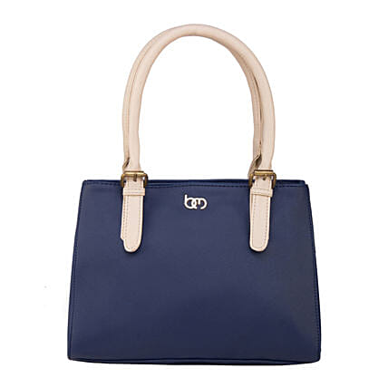 Bagsy Malone Royal Blue Handbag