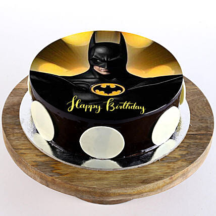 superhero photo cake for kid:Superhero Cakes
