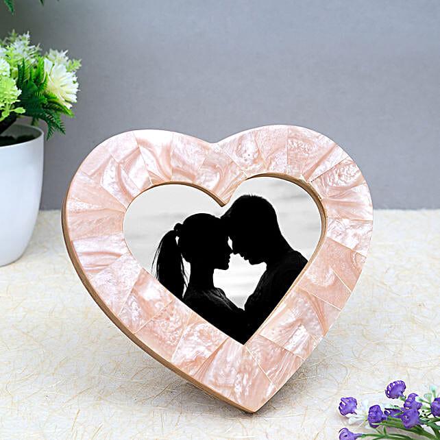 Online Valentine Photo Frame