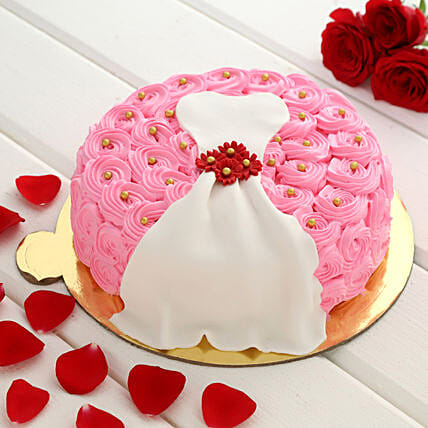 Beautiful Her Chocolate Cake:New Arrival Cakes