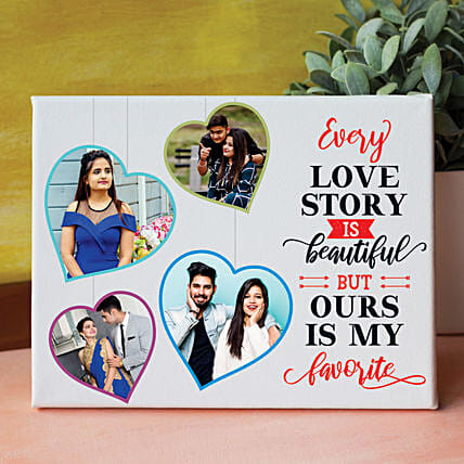 story photo frame for girlfriend