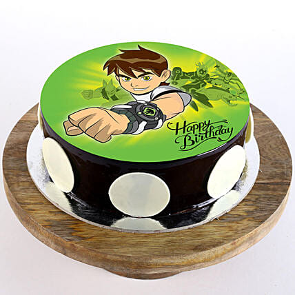 best ben 10 cake for kid