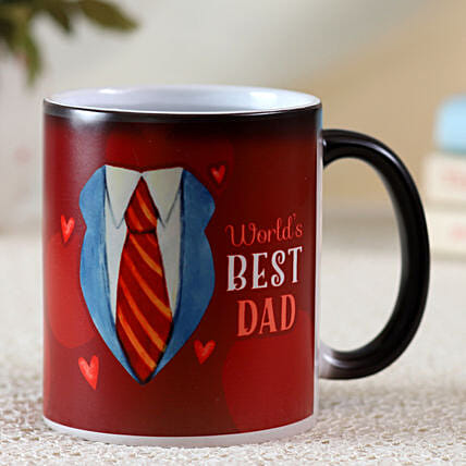 online personalised mug for dad day