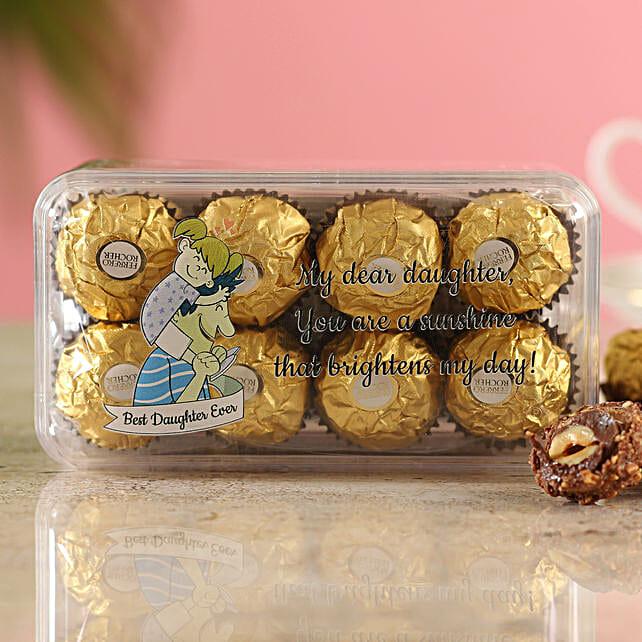 Best Daughter Ever Ferrero Rocher Box