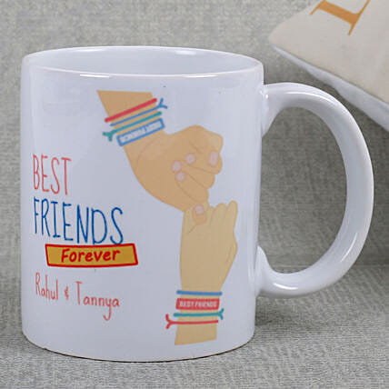 custom coffie mug for friend