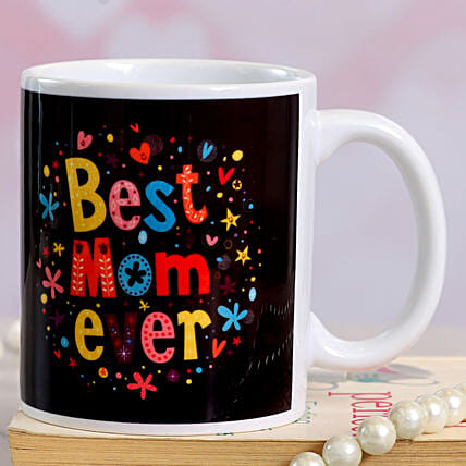 Best Mother Ever Printed Ceramic Mug:Mothers Day All Gifts