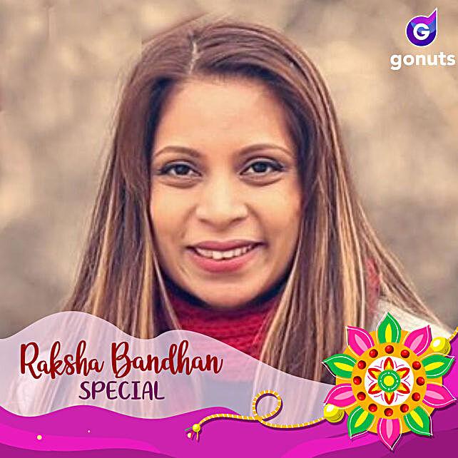 Bianca- Rakhi Personalised Video Message