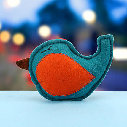 Bird Shaped Soft Toy