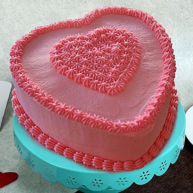 Birthday Cake 3kg Vanilla Eggless