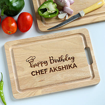 chopping board for husband:Personalised Chopping boards