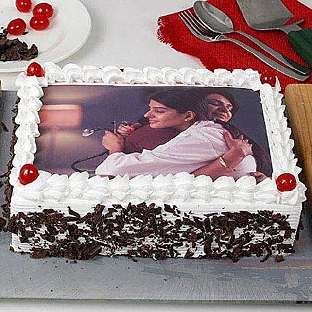 Personalised Photo Cake Online:Photo Cakes to Ahmedabad