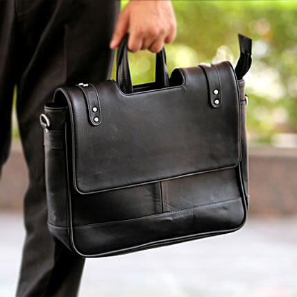 Black bag:Birthday Gifts for Boss