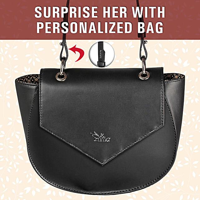 Fancy Black Bag for Women